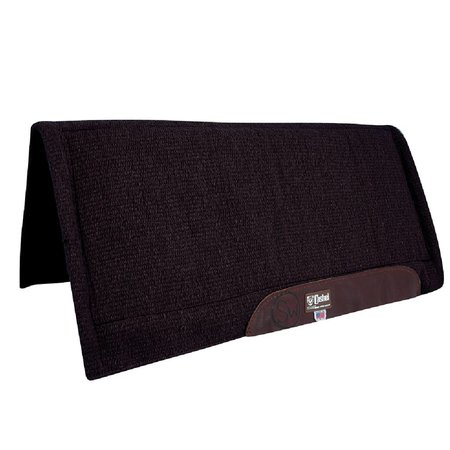 "Cashel Swayback Wool Top 32x34"" Black"