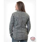 Cowgirl Tuff Cowgirl Tuff Sweater Gray Fleck