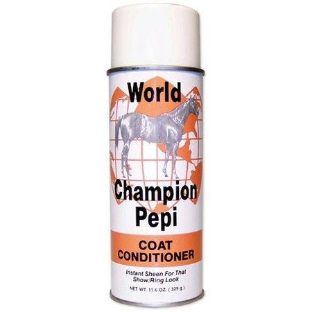 World champion pepi coat conditioner Champion du monde Pepi coat conditioner