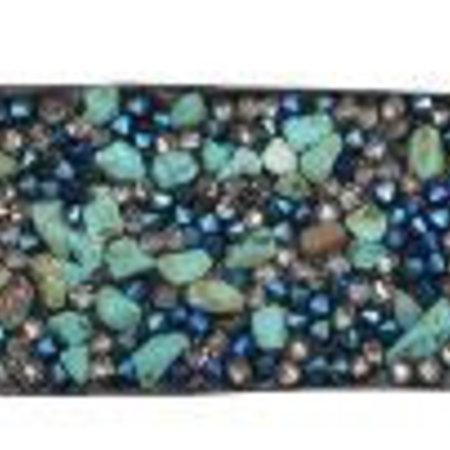 Angel Ranch Armband mit türkis / blauen Steinen