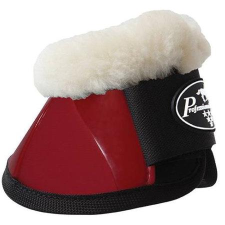 Professional's Choice Spartan fleece bell boots / springschoenen