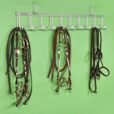 Royal Wire Equine 10 Hook Bridle Rack