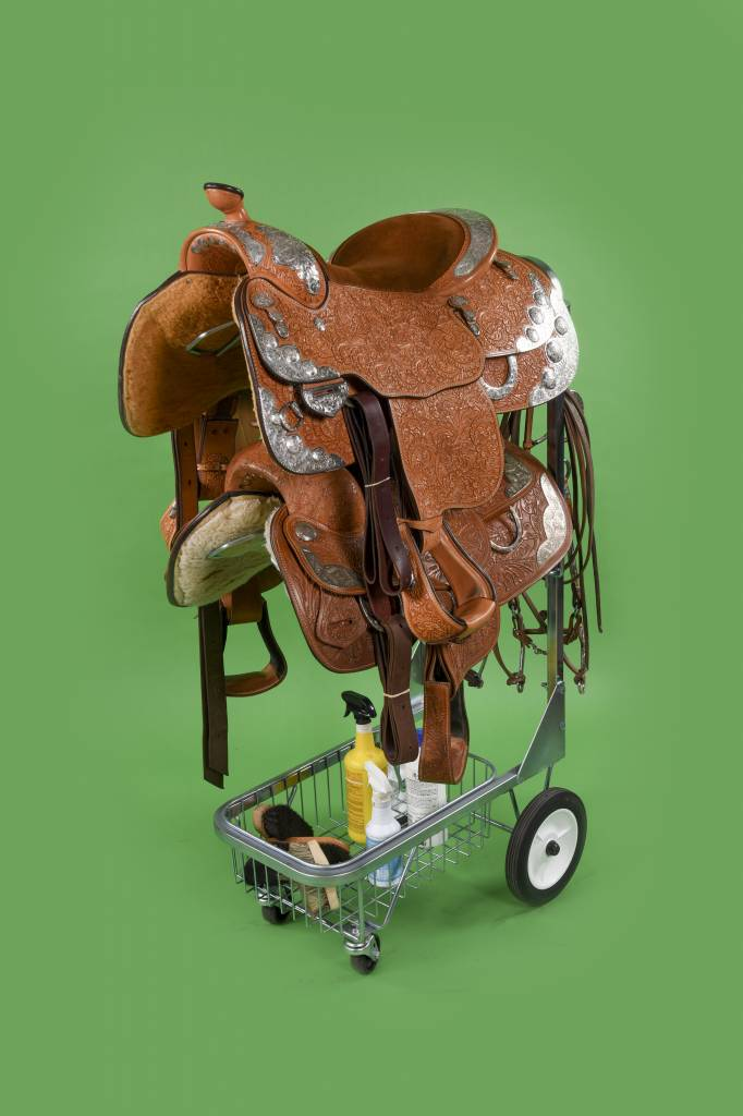 Royal Wire Equine Rolling Dolly Rollwagen