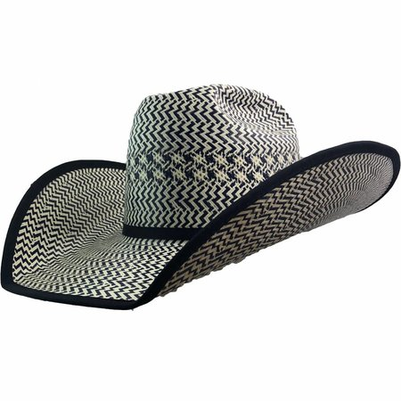American Hat Company Blue Swirl Pattern