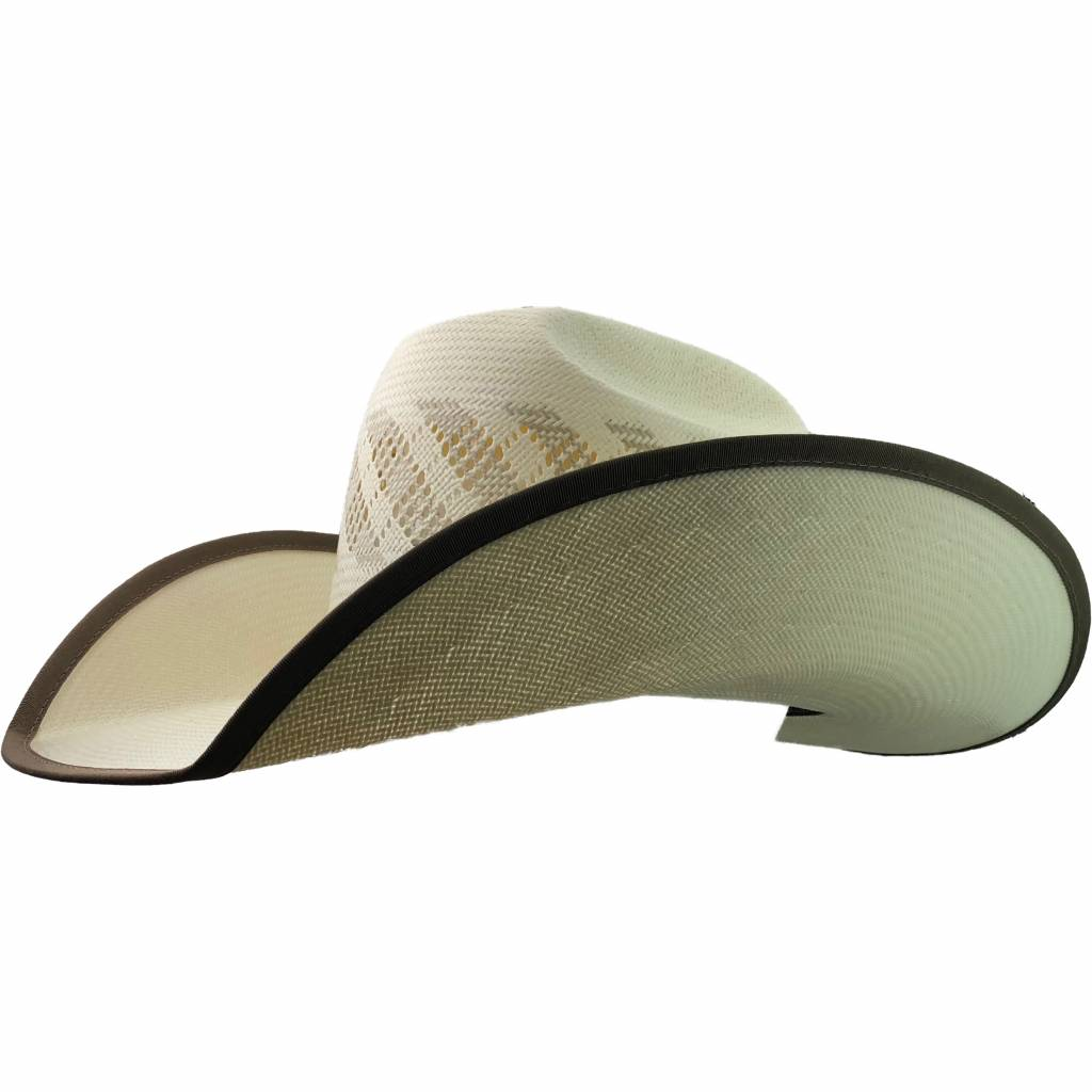 American Hat Company Classic Ivory Brown