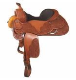 "Jim Taylor Custom saddle Infinity AH 16""  Heritage Serie"