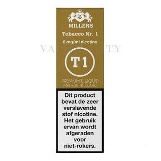 Tobacco NR1 by Millers Juice