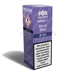 Berry Blue by Millers Juice