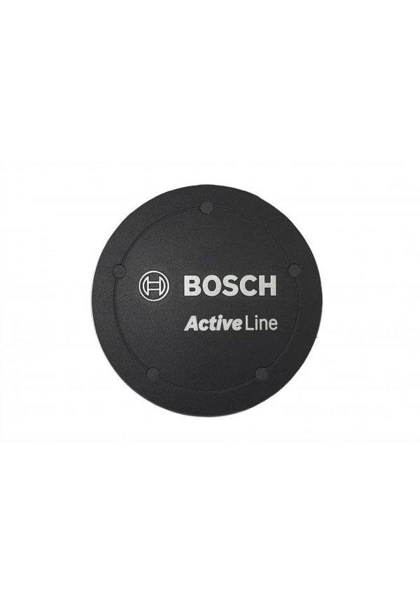 BOSCH Active Drive Unit Logo Cover Black