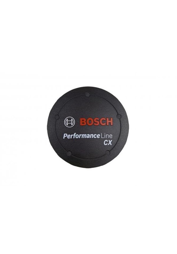 BOSCH CX Drive Unit Logo Cover Black