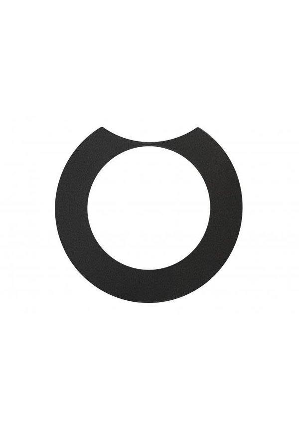 BOSCH Drive Unit Cover Ring  Black Left