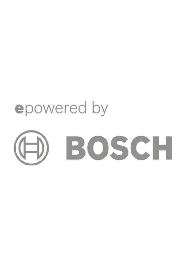 BOSCH Performance Speed Drive Unit Logo Cover Black