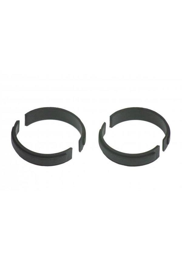 BOSCH Set of Rubber Spacers for Display Holder (bar diameter 31.8mm)