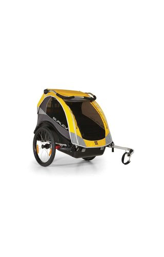 Burley BURLEY CUB TRAILER RENTAL YELLOW