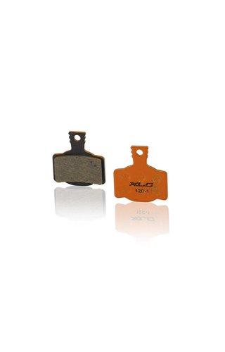 XLC XLC ORGANIC DISC BRAKE PADS - MAGURA MT2 MT4 MT6 MT8