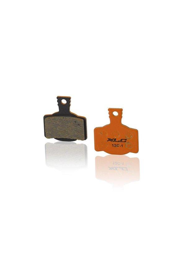 XLC ORGANIC DISC BRAKE PADS - MAGURA MT2 MT4 MT6 MT8