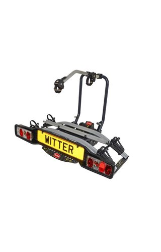 Witter WITTER TOWBALL MOUNTED 2 EBIKE CYCLE CARRIER
