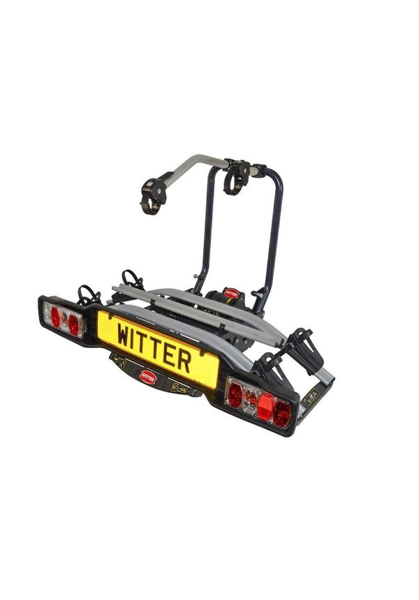 WITTER TOWBALL MOUNTED 2 EBIKE CYCLE CARRIER