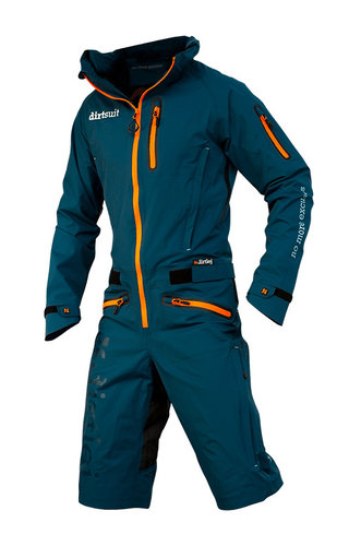 Dirtlej DIRTLEJ DIRTSUIT PRO EDITION BLUE ORANGE