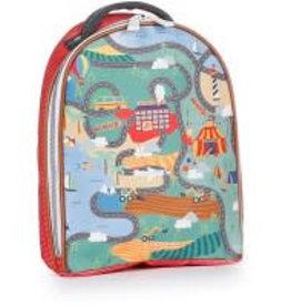Jeune Premier Backpack Ralphie Mini Roadmap