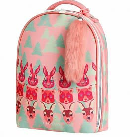 Jeune Premier Backpack Ralphie Forest girls