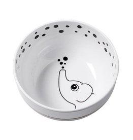 hoorens YummyPlus bowl, Elphee, grey