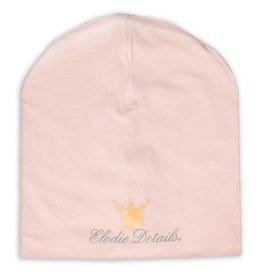 Elodie Details Summer Beanies Powder Pink 24-36m