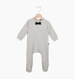 House Of Jamie Bow Tie Babysuit
