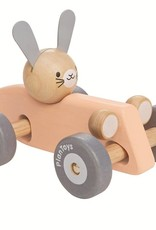 plantoys PlanLifestyle - Bunny Racing Car