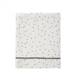 Mies & Co Laken wieg adorable dot 75 x 100