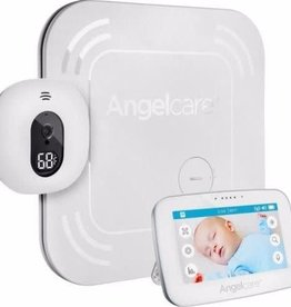 "angelcare Video, Movement & Sound Monitor 4.3"" Touchscreen - Wireless SP"