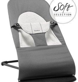 Babybjorn wipstoel Balance soft donkergrijs/grijs