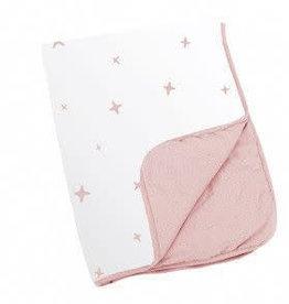Doomoo Doomoo Dream deken 75 x 100 Stars pink