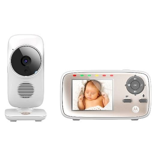 Motorola Motorola Digital Video baby Matters Monitor met WIFI