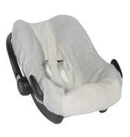 trixie baby Hoes autostoel  Pebble Granite Grey