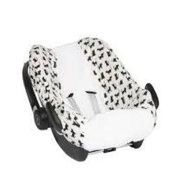 trixie baby Hoes autostoel  Pebble Cats