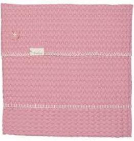 koeka Deken 75x100cm Amsterdam Blush Pink - Koeka