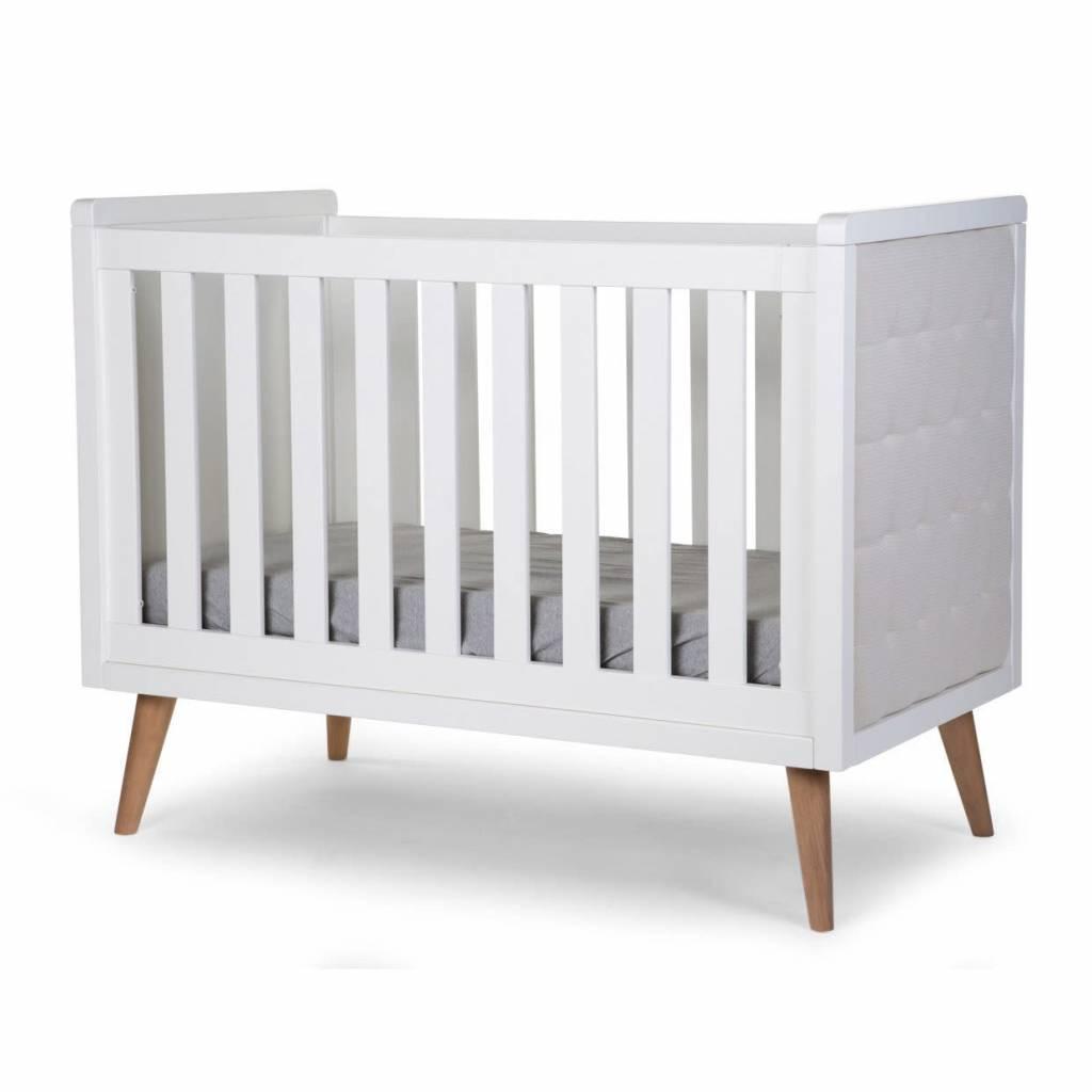 Childhome RETRO RIO WHITE BABYBED 60x120