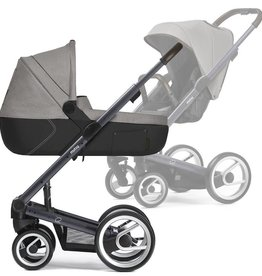 mutsy I2 dark grey farmer sand kinderwagen
