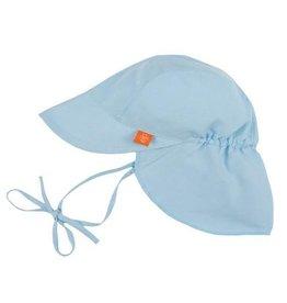 Lassig Lassig blauw hoedje 6/18M