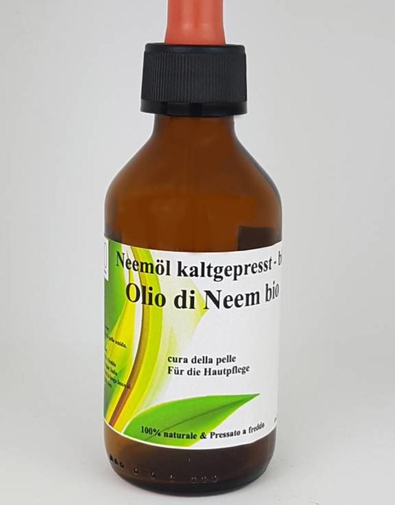 L'olio di Neem Bio Pressato freddo