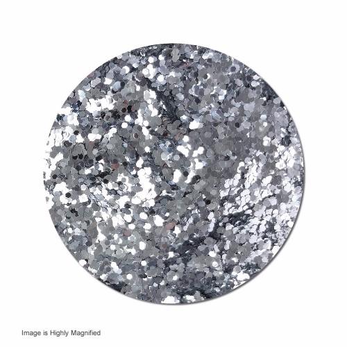 Disco Glammer Silber