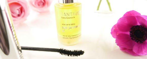 Review Santaverde age protect facial oil