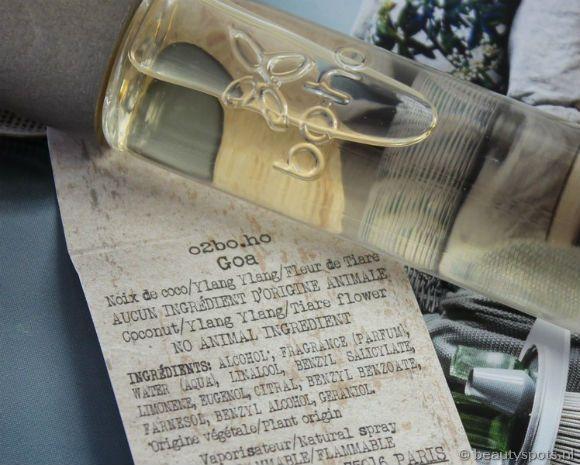 Review Boho Parfum Goa