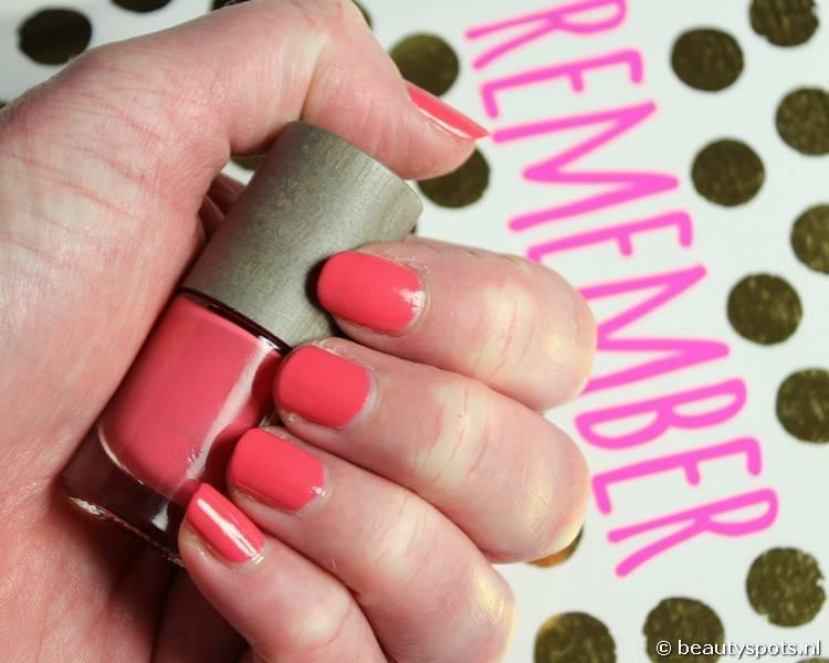Review Boho natuurlijke nagellak