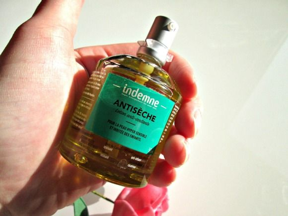 Review  Indemne Gimme Soothing lotion