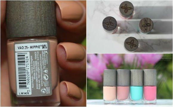 Boho Green Cosmetics natuurlijke nagellak