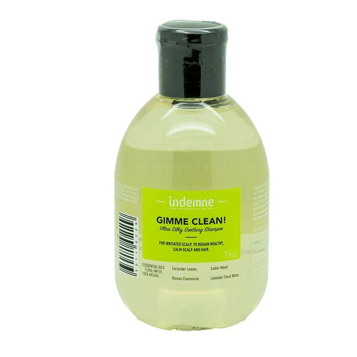Indemne Gimme Clean Shampoo 210 ml