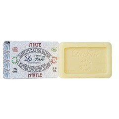 La Fare 1789 Extra Smooth Soap Myrte 75g