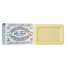 La Fare 1789 Extra Smooth Soap Sheabutter Ylang Ylang 75g
